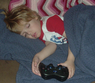 You're looking at the future generation of Extreme Gamer