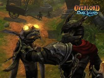 Overlord: Dark Legend Wii screenshot