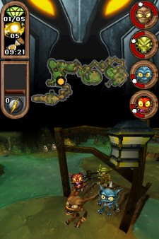 Overlord: Minions DS screenshot