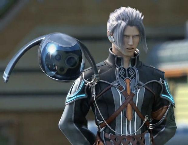 Yaag Rosch in Final Fantasy 13