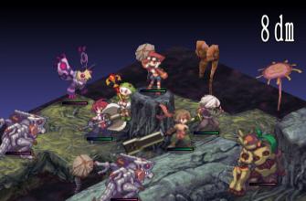 Disgaea 2: Cursed Memories Screenshot