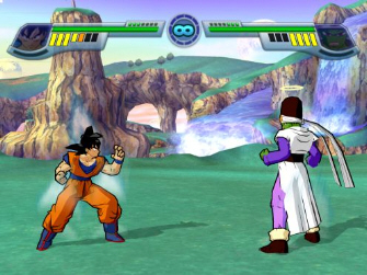 Dragon Ball Z: Infinite World screenshot