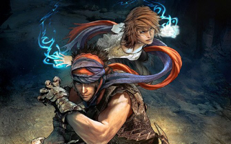 Artwork for the new Prince of Persia 4