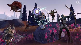 Warhammer Online MMO screenshot