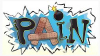 PAIN logo for PS3