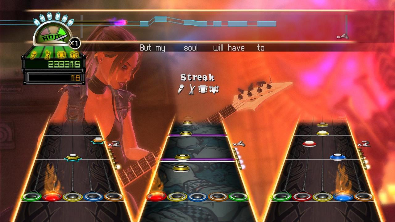 Guitar Hero Cheat Codes World Tour