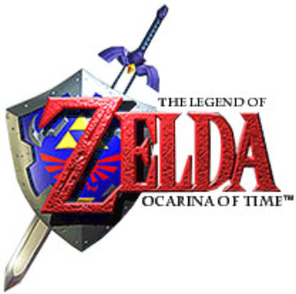 The Legend of Zelda: Ocarina of Time logo