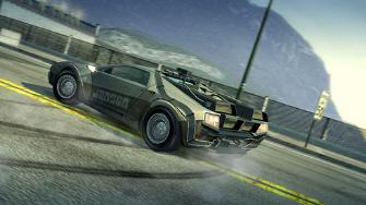 The Burnout Paradise DeLorean Jansen 88 Special Car