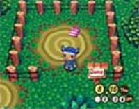 Animal Crossing Garbage Dump Screenshot