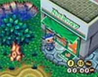 Tom Nook's Shop Nookway in Animal Crossing