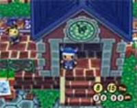 Animal Crossing Train Station Screenshot
