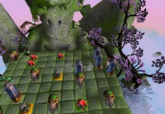Bruiser and Scratch WiiWare screenshot