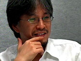Eiji Aonuma the director of the Zelda series