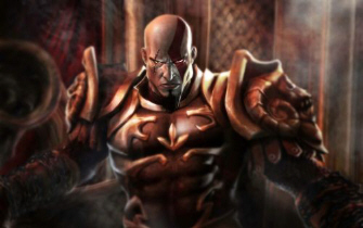 Kratos God of War 3 Screenshot