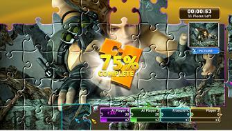Puzzle Arcade Xbox Live Arcade screenshot