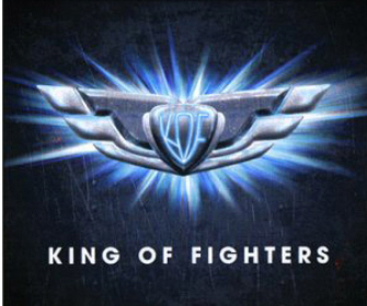 The King of Fighters movie logo poster