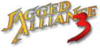 Jagged Alliance 3 logo