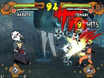 Naruto: Ultimate Ninja PS2 Cheats - Neoseeker