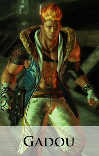 Gabou in Final Fantasy 13