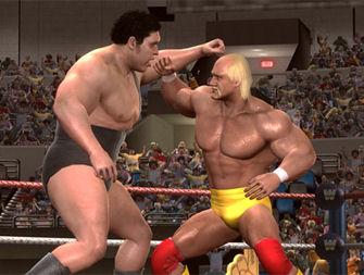 Legends of Wrestlemania screenshot