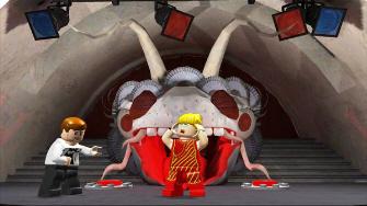 Women in Lego Indiana Jones can jump higher and scream to break glass