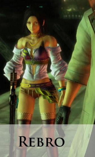 Rebro in Final Fantasy 13