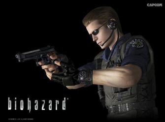 Resident Evil 1 remake GameCube Wesker Wallpaper