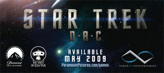 Star Trek DAC logo