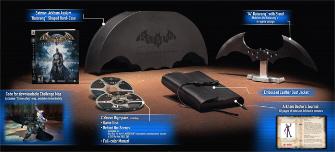 Batman: Arkham Asylum special collector's edition screenshot