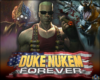 Duke Nukem Forever wallpaper by Zephroelectro