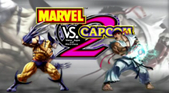 Marvel vs. Capcom 2 Xbox Live/PSN screenshot