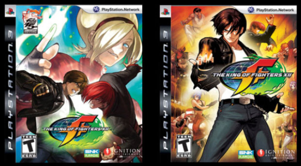 You Choose The King Of Fighters Xii Box Arts Video Games Blogger