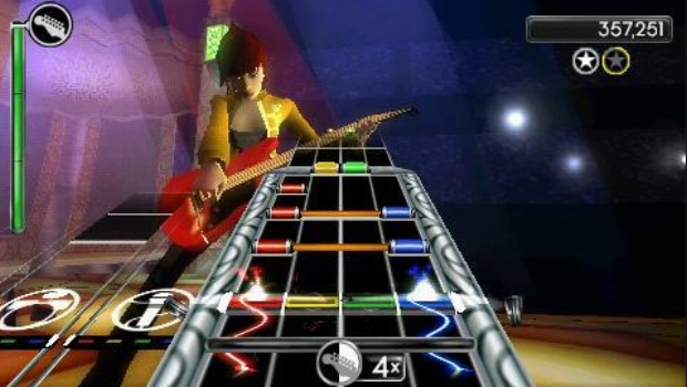 Rock Band: Unplugged full songlist revealed