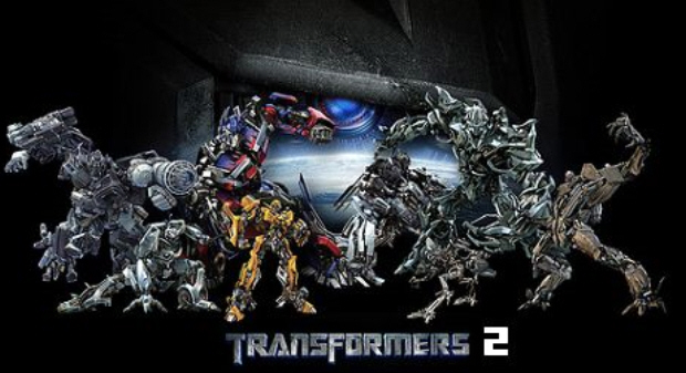 Transformers 2: Revenge of the Fallen artwork