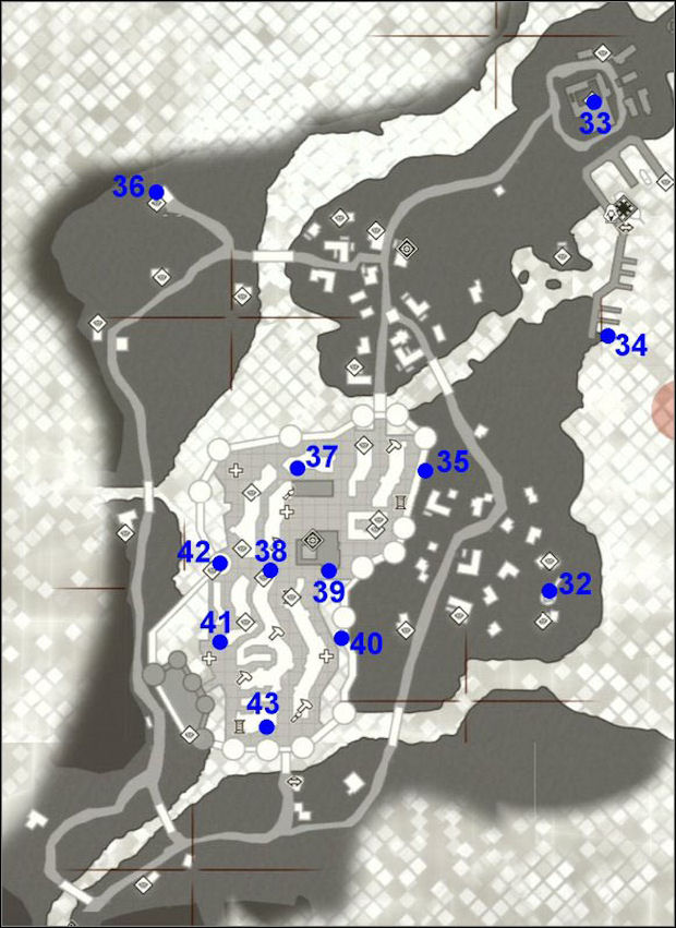Assassin's Creed 2 feather locations in Romagna