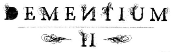 Dementium 2 DS logo