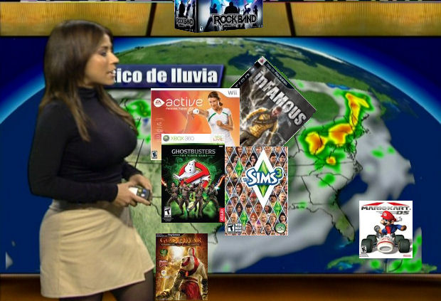 Games Weather Report