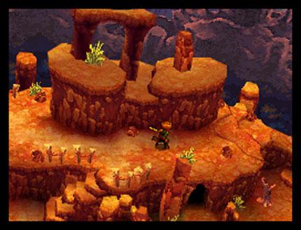 Golden Sun 3 DS screenshot