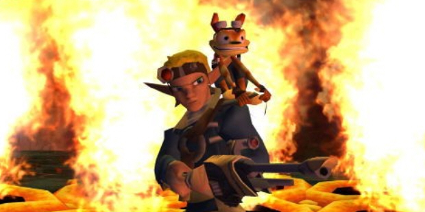 Jak And Daxter Overview World Map Ps2 Playstation 2 Ps3: First Jak And Daxter: The Lost Frontier Gameplay Video