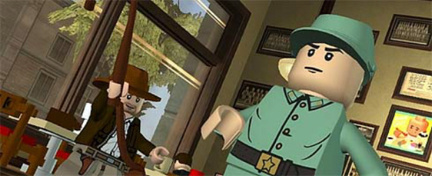 Lego Indiana Jones 2 The Adventure Continues Announced For Wii