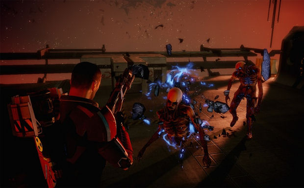 Mass Effect 2 PC screenshot