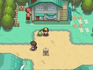 Pokemon Heart Gold / Soul Silver Screenshot