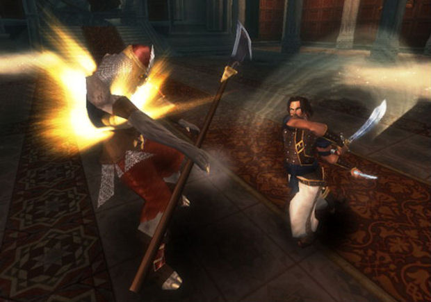 Prince of Persia: The Sands of Time screenshot