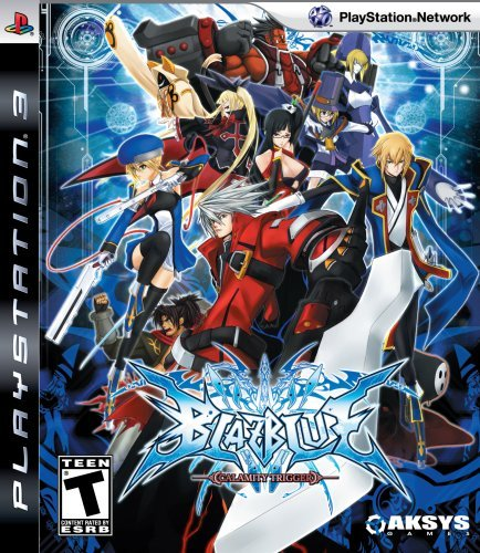 BlazBlue: Calamity Trigger Limited Edition for PS3