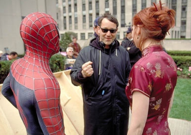 Sam Raimi will direct the World of Warcarft movie. Here he works his magic with Spider-Man & Mary Jane