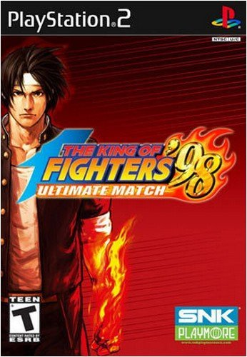 The King of Fighters '98 Ultimate Match for PS2