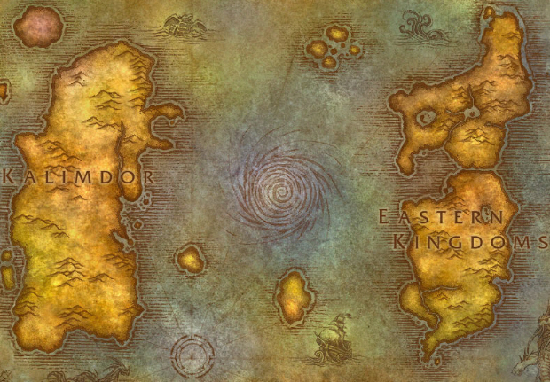 The World of Warcraft Maelstrom may be the basis of the Cataclysm expansion pack