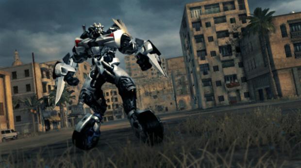 Transformers 2: Revenge of the Fallen downloadable content (DLC) coming