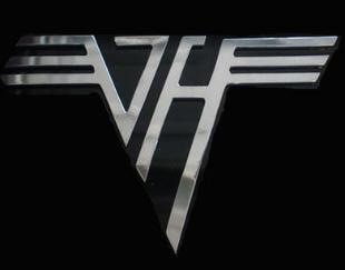 Van Halen logo. Guitar Hero: Van Halen will include 44 songs
