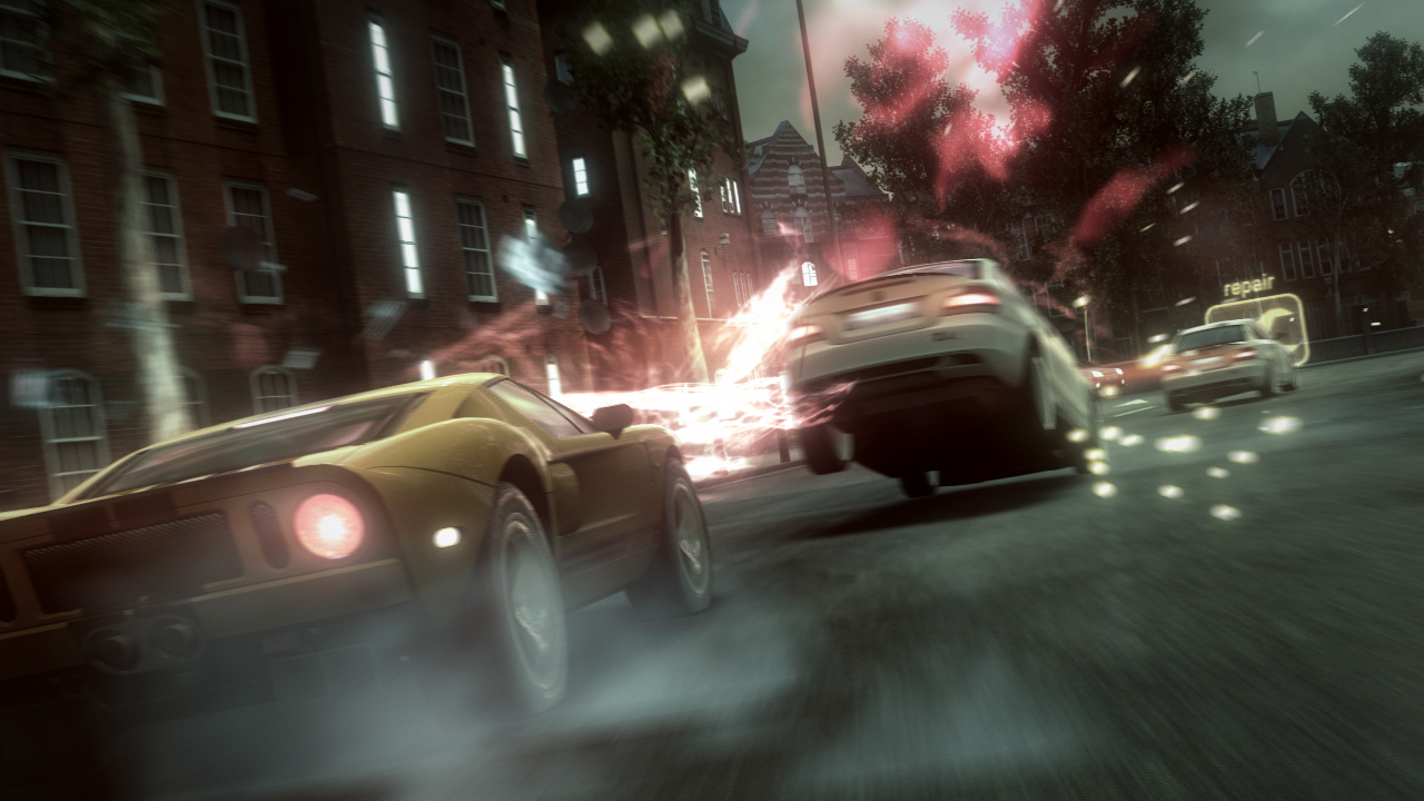 Blur Racing Game Release Date Is November 3rd 2009